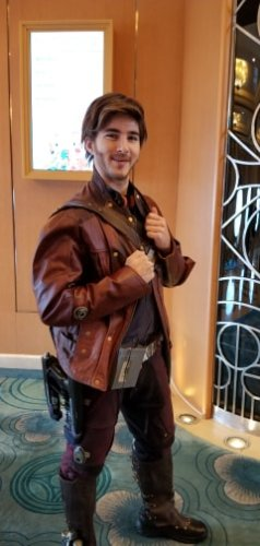 Abundant Number Of Superheroes Spotted At Marvel Day At Sea 10