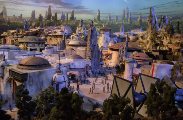 Did Disney Just Drop a Clue to the Opening Date of Star Wars: Galaxy's Edge at Disneyland?