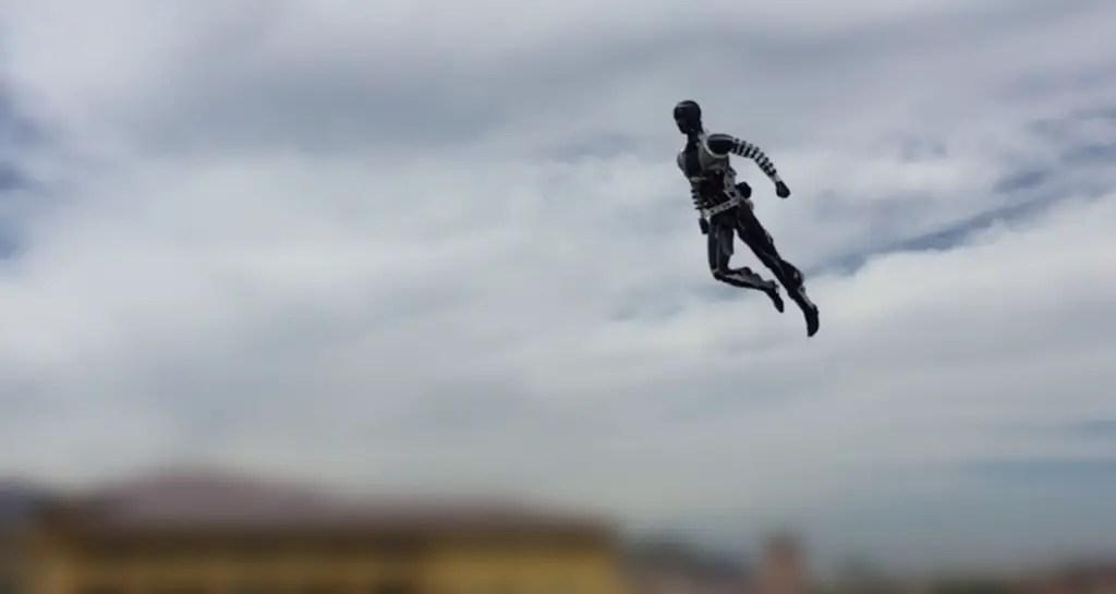Disney Creates Robot Stunt Doubles