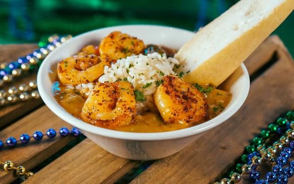 Universal Orlando Unveils This Years Mardi Gras Cajun Cuisine 3
