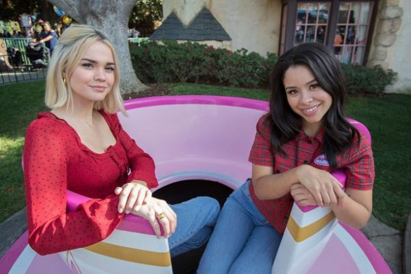 'Good Trouble' Stars Spotted At Disney California Adventure Park!