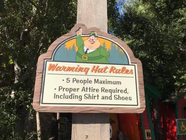 Disney California Adventure's Grizzly River Run Closes for Refurbishments 1