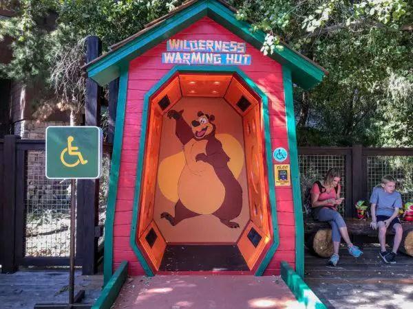 Disney California Adventure's Grizzly River Run Closes for Refurbishments 2