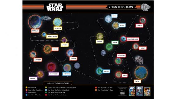 Take a Peek At The New Star Wars: Pirate's Price Book 1