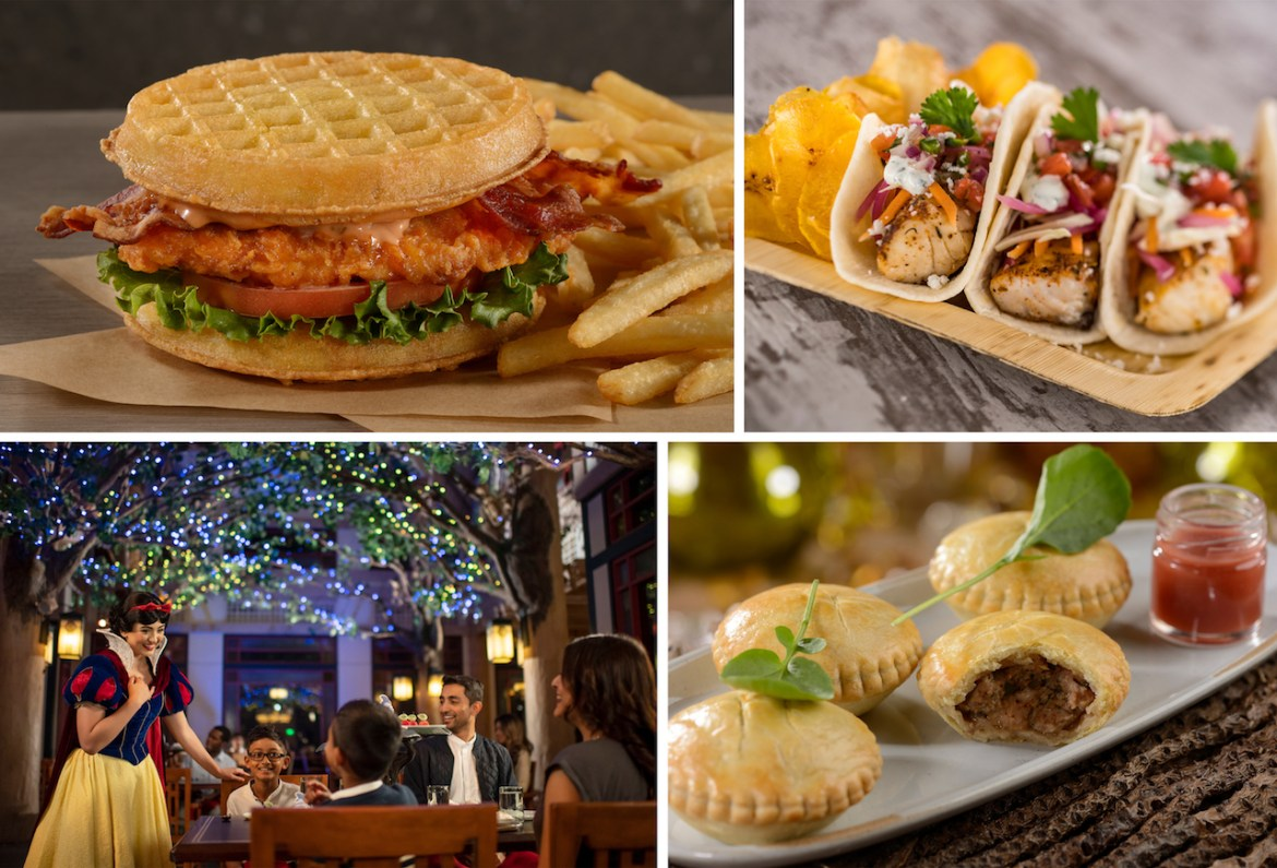 The Best of Walt Disney World Food & Drink 2018