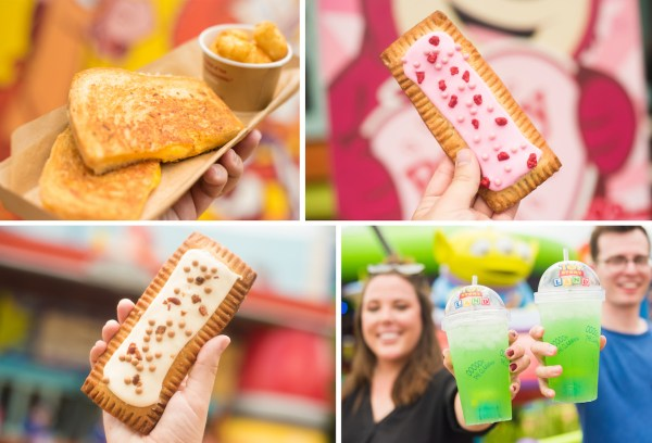 The Best of Walt Disney World Food & Drink 2018 1