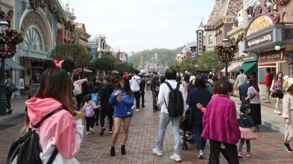 Hong Kong Disneyland Employees Have a New Retirement Plan.