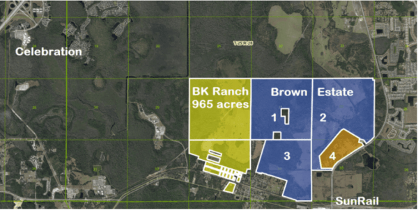 Breaking News: Disney has Puchased an Additional 1,500+ Acres In Osceola County