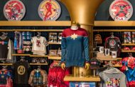Disney Cruise Line Action Packed Marvel Day At Sea Merchandise