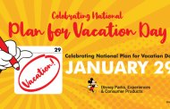 Celebrate National Plan for Vacation Day at the Disney Parks