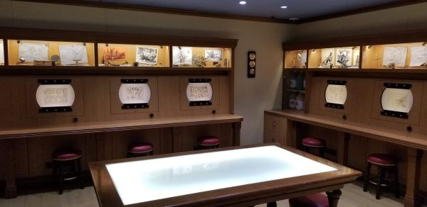 Take A Tour of The Oceaneer Club and Lab Aboard The Disney Magic 3