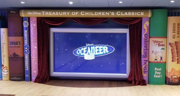 Tour The Oceaneer Club and Lab Aboard The Disney Magic