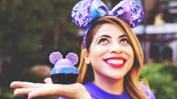 Purple Treats Around the Disney Parks