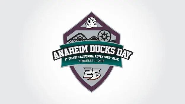 Celebrate Anaheim Ducks Day At Disney California Adventure Park