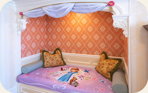 Sofia the First Themed Hotel Rooms Coming to Tokyo Disney Resort 2