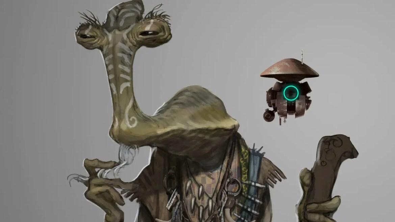 Marvel Announces New Star Wars Comic Set in Galaxy's Edge