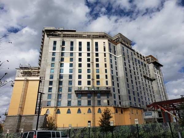 Riviera Resort and Villa Del Lago Bar and Eatery are Taking Shape!