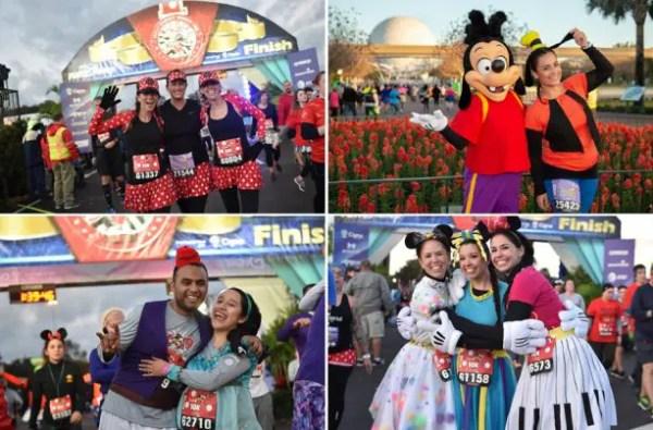The Walt Disney Marathon Weekend Miles of Memories 2