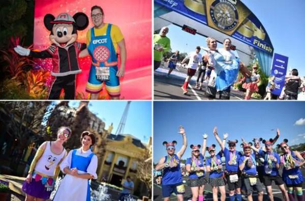 The Walt Disney Marathon Weekend Miles of Memories 4