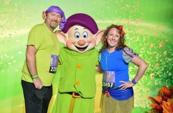 The Walt Disney Marathon Weekend Miles of Memories 6