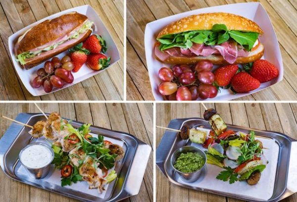 New Menu Introduced At White Water Snacks At Disney's Grand Californian Hotel & Spa At The Disneyland Resort 3