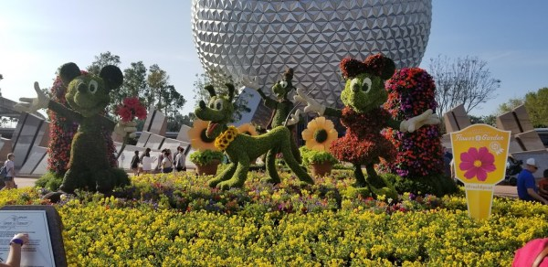 Flower and Garden Festival Debuts Four New Food Booths