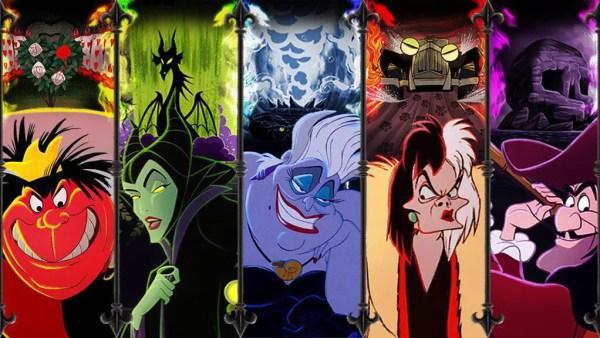Disney Villains Show Coming to Disney+