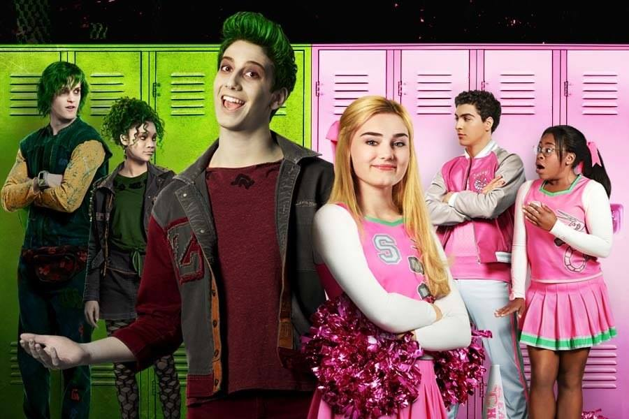 Disney Channel Confirms 'Zombies' Sequel Is A Go!