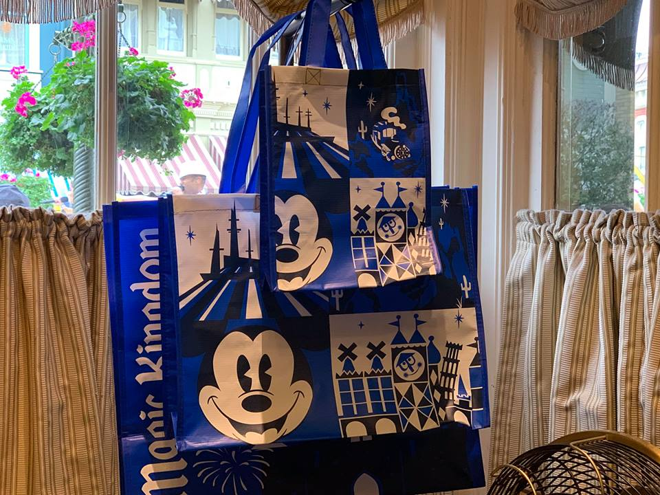 Reusable Bags Now Available At Disneyland and Walt Disney World Resorts 6