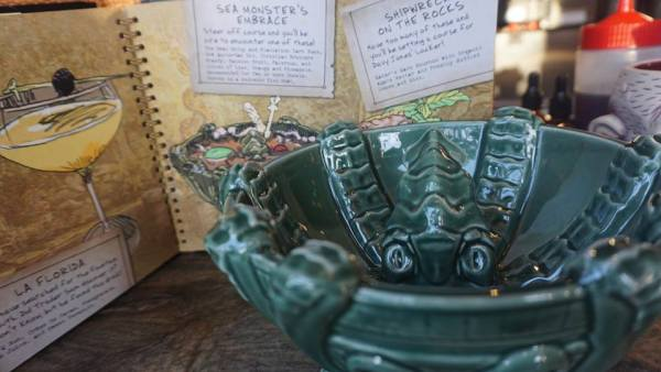 New Tiki Mugs and Drinks Arrive At Trader Sam's Enchanted Tiki Bar 3