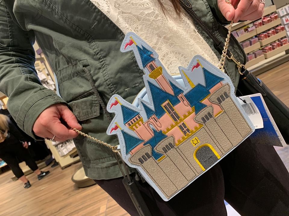 Happily Ever After Style With The New Disney Castle Purse