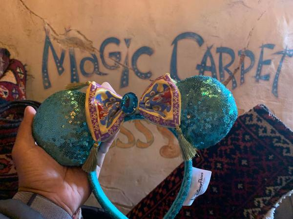 The New Aladdin Minnie Ears Are A Whole New World Of Style 1