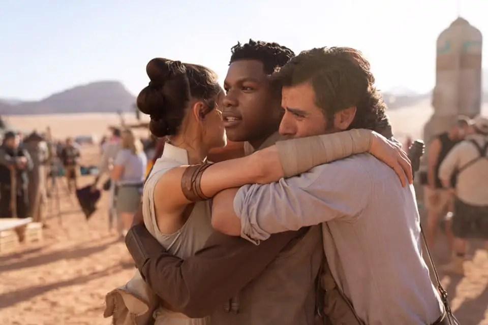 Disney wraps production on Star Wars Episode 9