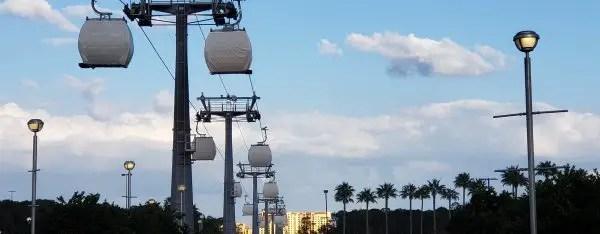 Disney Hiring Gondola Workers for Skyliner