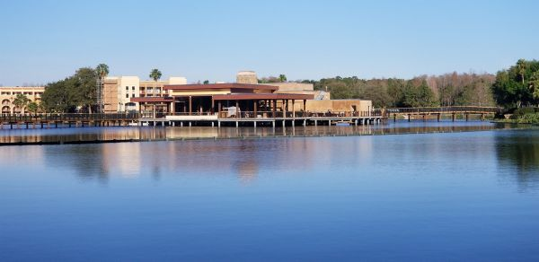 Update: Disney's Coronado Springs Resort Construction 8