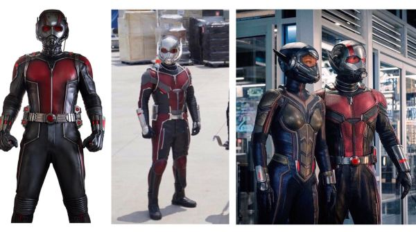 Insight on the Costume Evolution of the Marvel Cinematic Universe 15