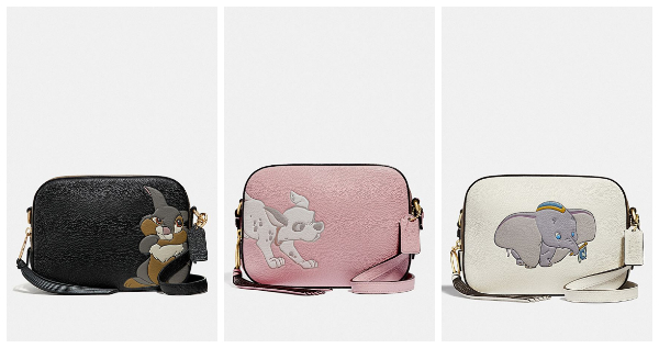 New Disney Animal Friends Coach Collection For Spring