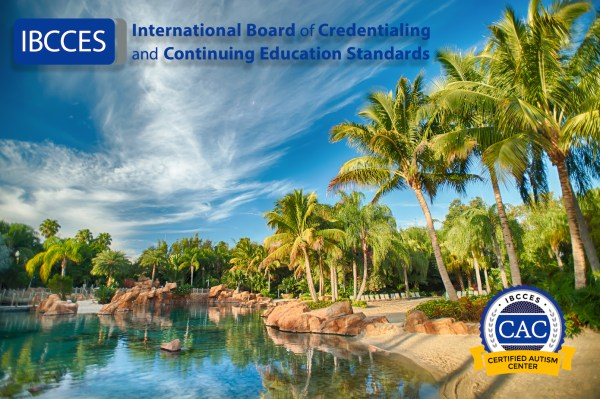 Discovery Cove Certified Autism Center