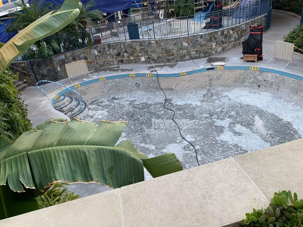 Disneyland Hotel refurbishments