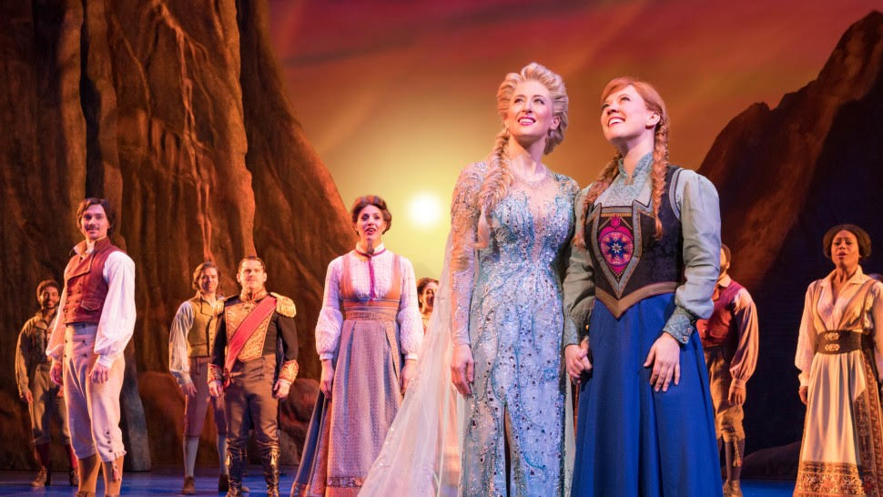 Frozen The Musical Announces North American Tour Dates