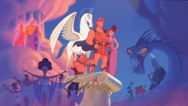 Disney's 'Hercules' Musical Coming to New York City