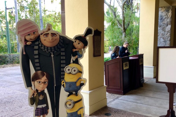 An Inside Look at the Despicable Me Character Breakfast at Universal Orlando 1