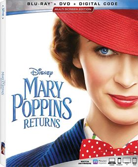 Mary Poppins Returns To Be Released On 4K Ultra And Blu-Ray In March