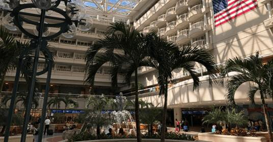 Attempted Breach of Security at Orlando International Airport Earlier Today