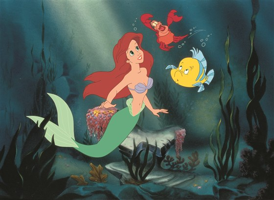 Little Mermaid Dolls To Have Both The Quality Of Tenacity And Hardness Dolls