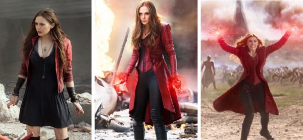 Insight on the Costume Evolution of the Marvel Cinematic Universe 8