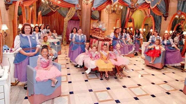 Bibbidi Bobbidi Boutique is Coming to Disney's Grand Floridian Resort