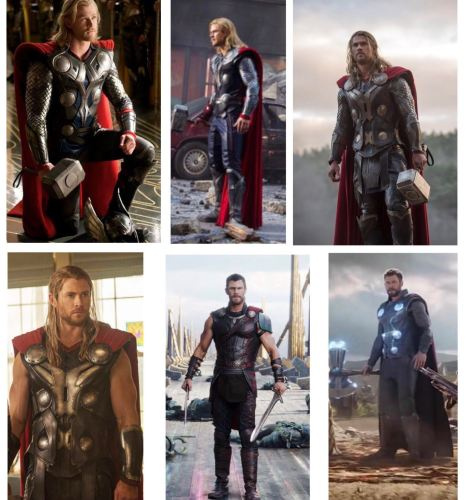 Insight on the Costume Evolution of the Marvel Cinematic Universe 4