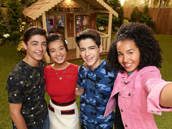 """""""Andi Mack"""" Makes History with First Disney Channel Character to Say """"I'm Gay"""""""