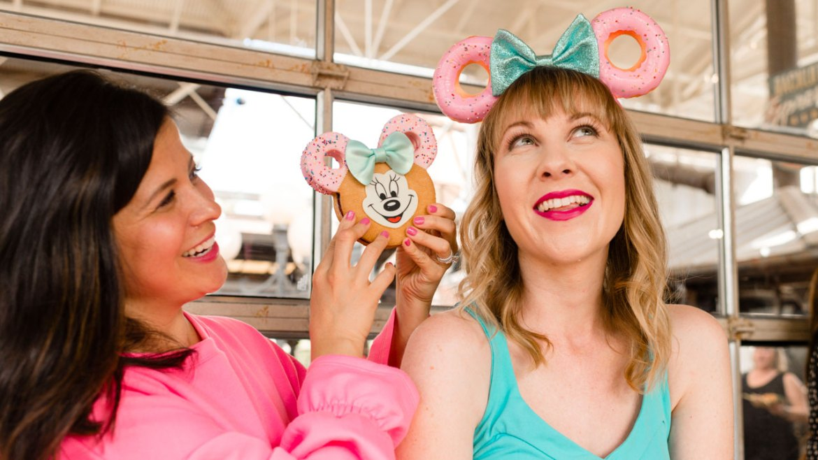 D-Lish Pop-Up Event Coming to Disney Springs